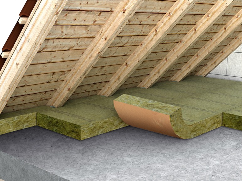 какой купить утеплитель для крыши